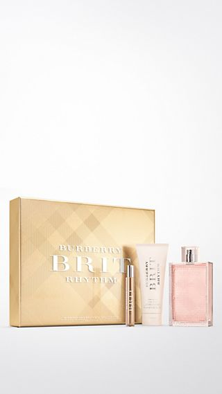 Burberry Brit Rhythm Floral For Her Luxury Set