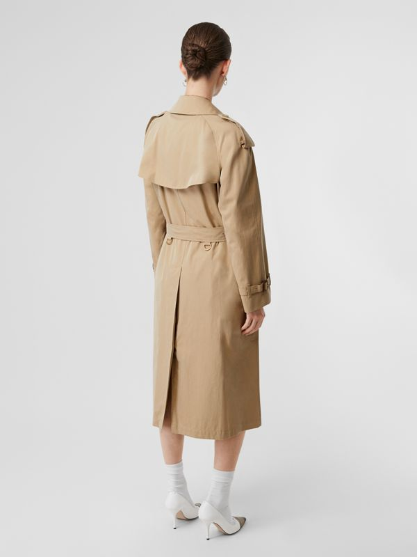 Trench coat Heritage Westminster largo (Miel) - Mujer | Burberry - cell image 2