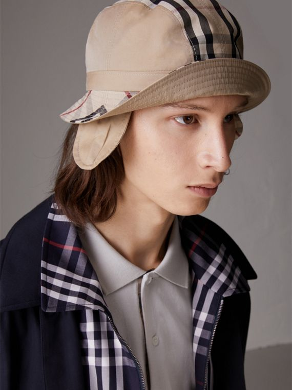 Gosha x Burberry Bucket Hat in Honey | Burberry - cell image 2