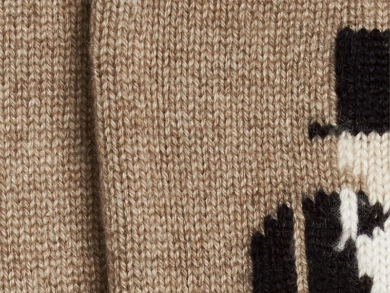 Camel The Dancer Cashmere Socks - cell image 1