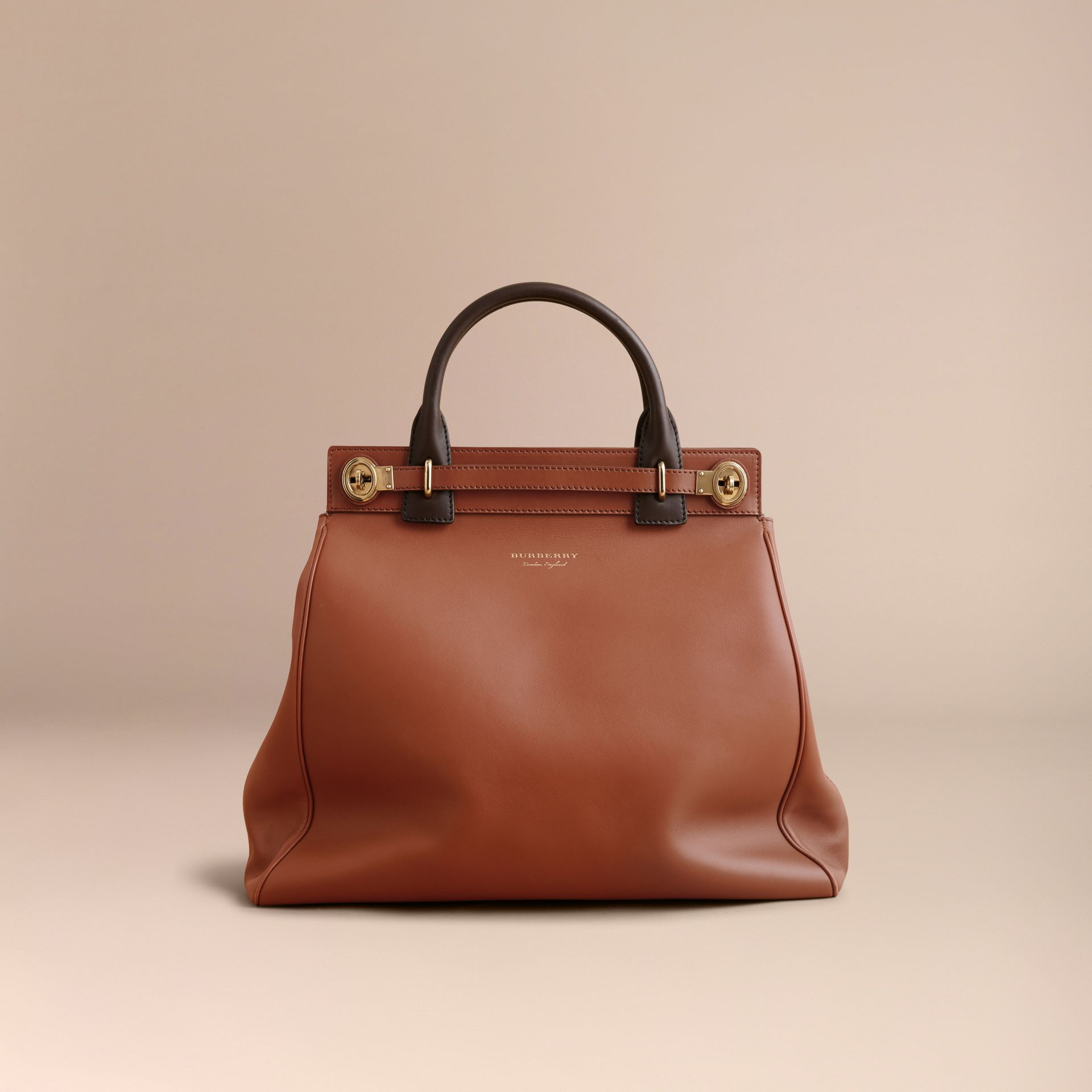 The DK88 Luggage Bag in Tan - gallery image 6