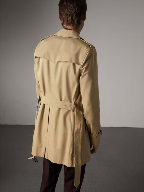 The Sandringham – Mid-length Heritage Trench Coat in Honey - Men | Burberry - cell image 2