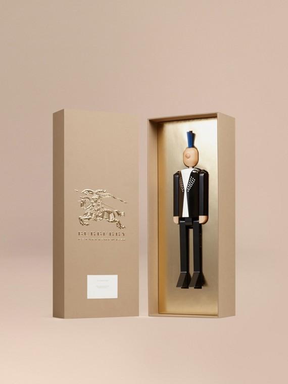 Multicolore Marionnette en bois à l'effigie du Punk en édition limitée - cell image 2