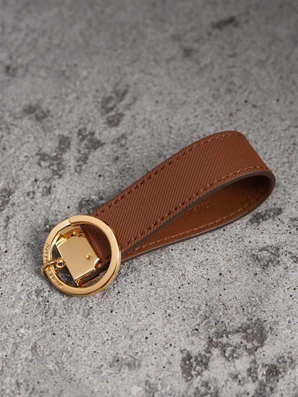 Chaveiro de couro Trench | Burberry - cell image 2