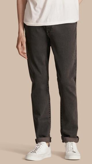 Slim Fit Stretch Japanese Denim Jeans