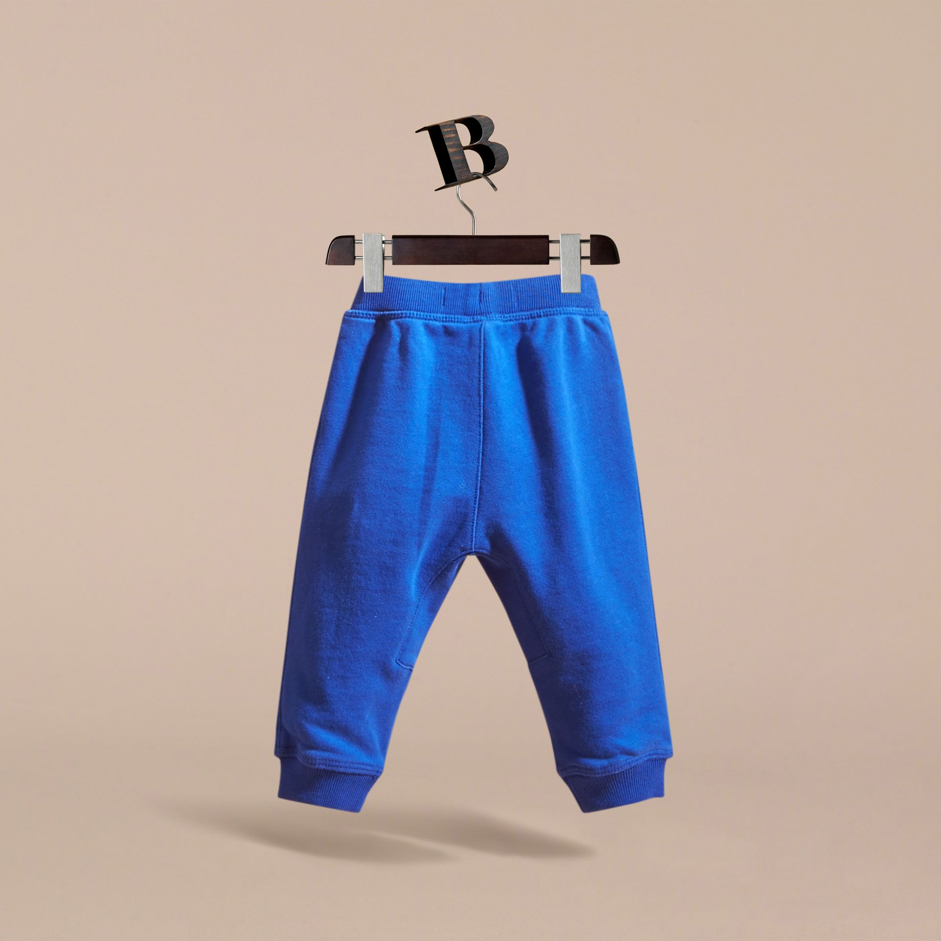 Drawcord Cotton Sweatpants - gallery image 4