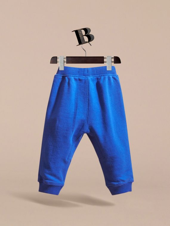 Drawcord Cotton Sweatpants - cell image 3