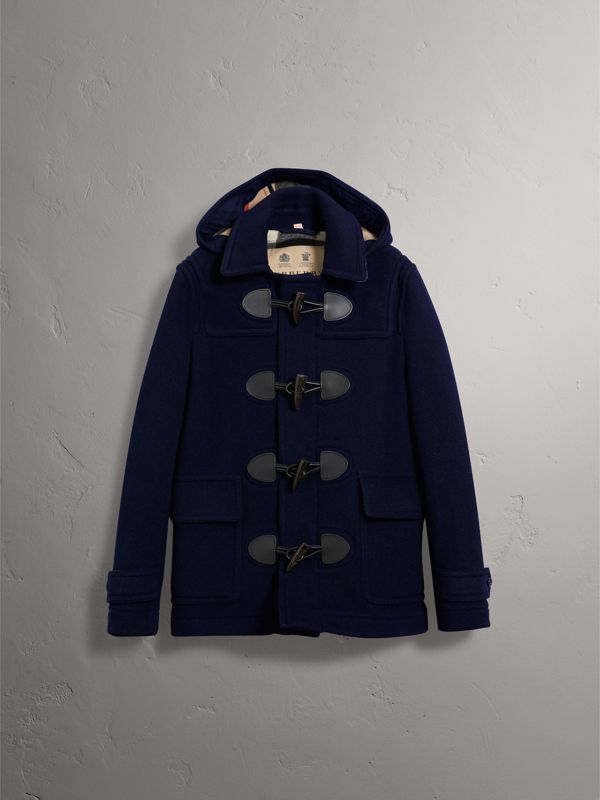 The Plymouth Dufflecoat (Marineblau) - Herren | Burberry - cell image 3
