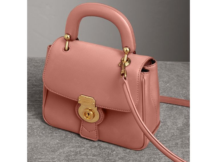 The Small DK88 Top Handle Bag in Ash Rose - Women | Burberry - cell image 4
