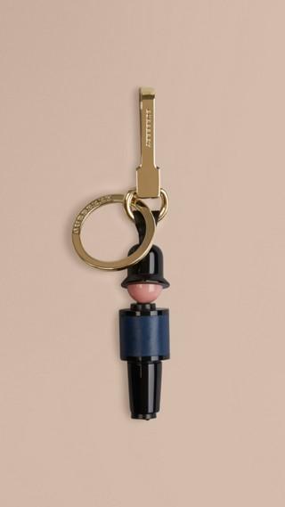 Policeman Key Charm