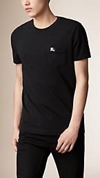 Slub Jersey Double Dyed T-Shirt