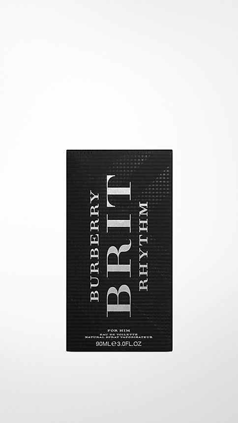 90ml Burberry Brit Rhythm Eau de Toilette 90ml - Image 2