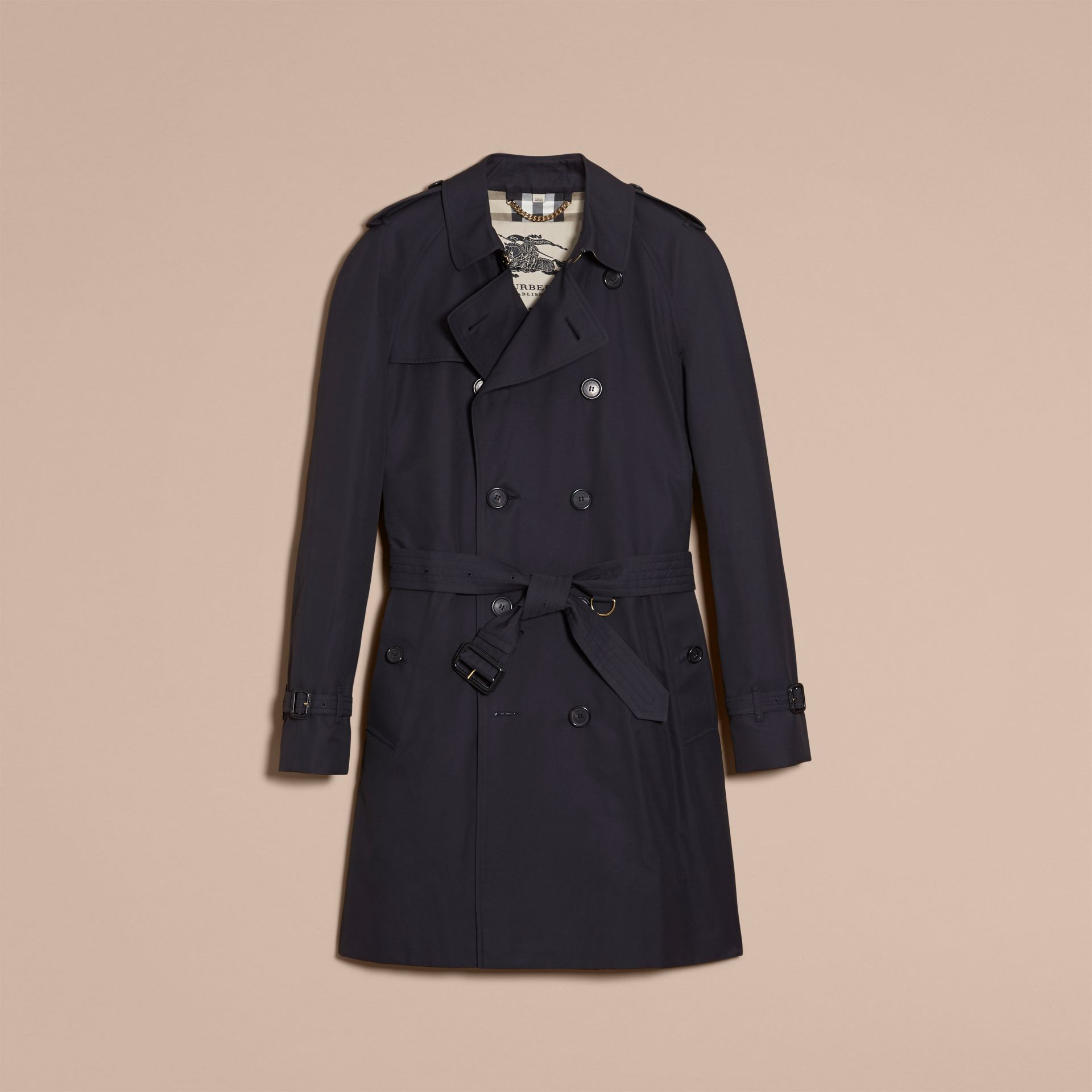 Marine Trench-coat Heritage long The Wiltshire - photo de la galerie 4