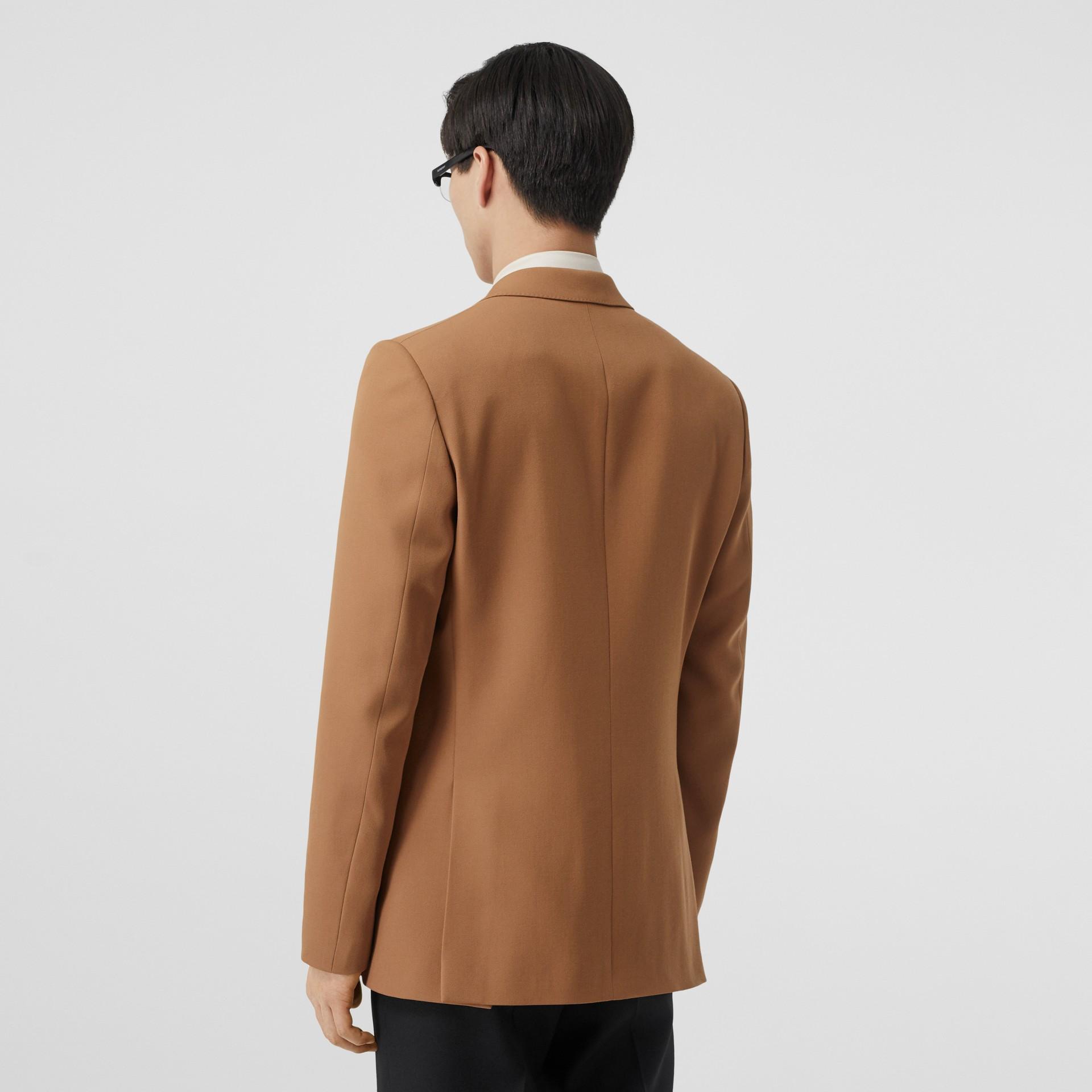Manteau en poil de chameau avec veste amovible en laine (Camel Intense) - Homme | Burberry Canada - photo de la galerie 2