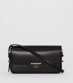 Mini Leather Grace Bag in Black 6470086e1e41a