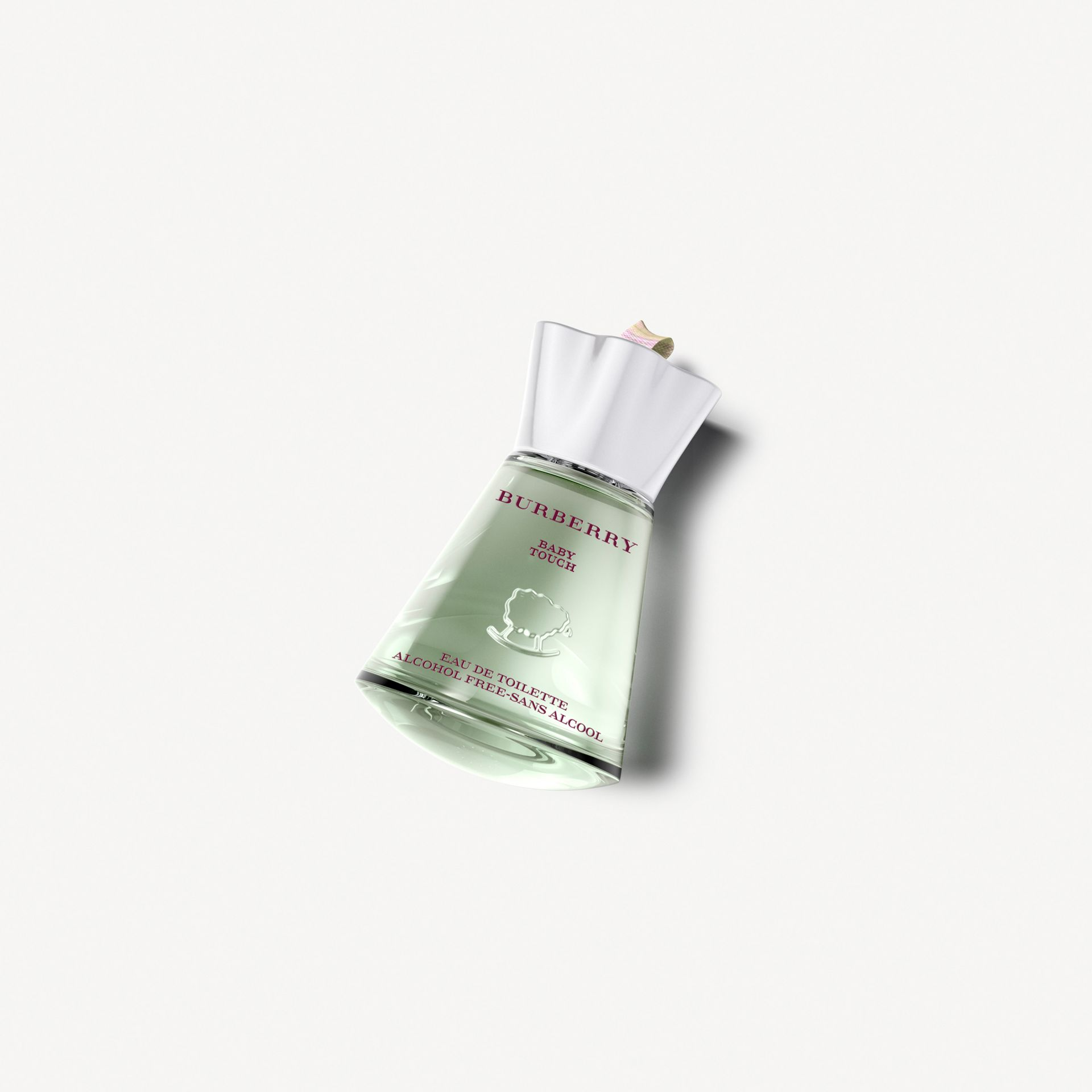 Burberry Baby Touch Alcohol Free 100ml in White | Burberry Australia - gallery image 1