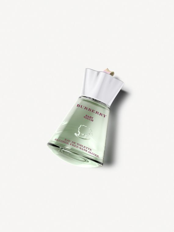 Burberry Baby Touch 無酒精淡香水 100ml (白色)