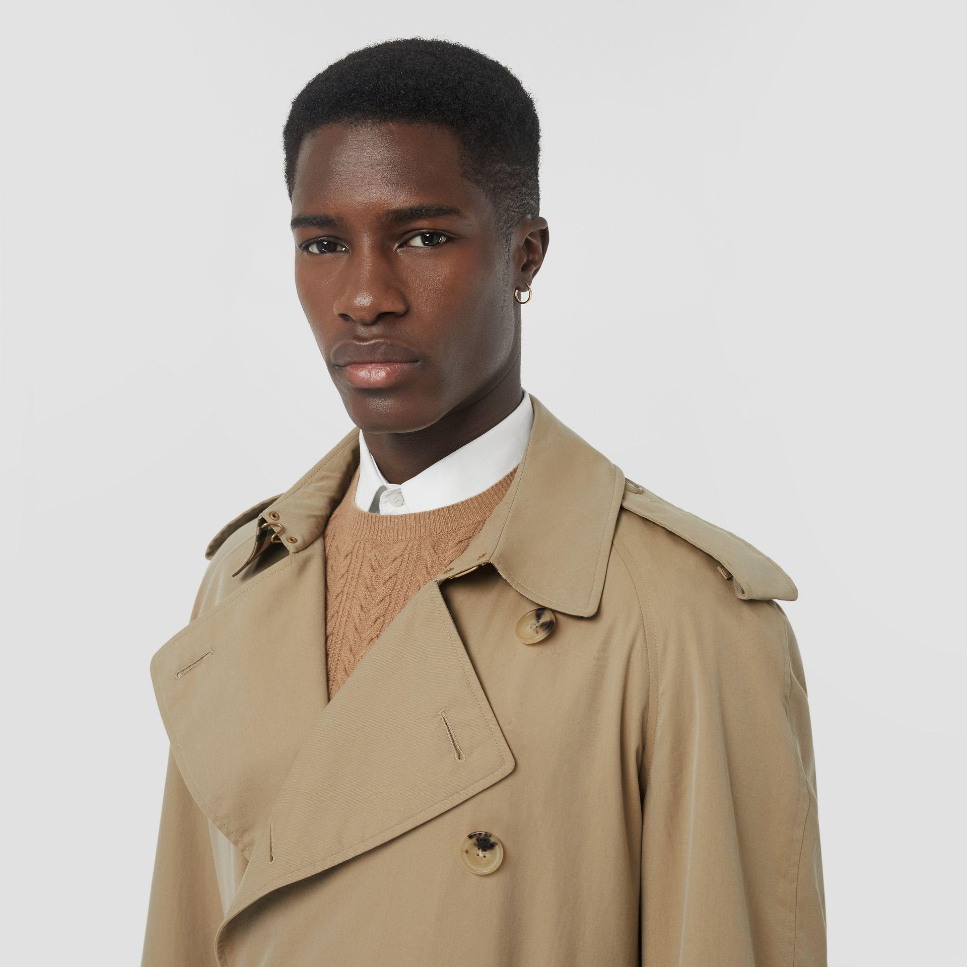 The Westminster – Trench Heritage (Miel) - Homme | Burberry - photo de la galerie 5