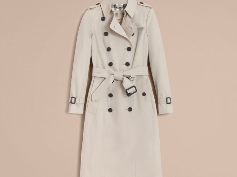 Stone Trench-coat Heritage extra-long The Chelsea Stone - cell image 4