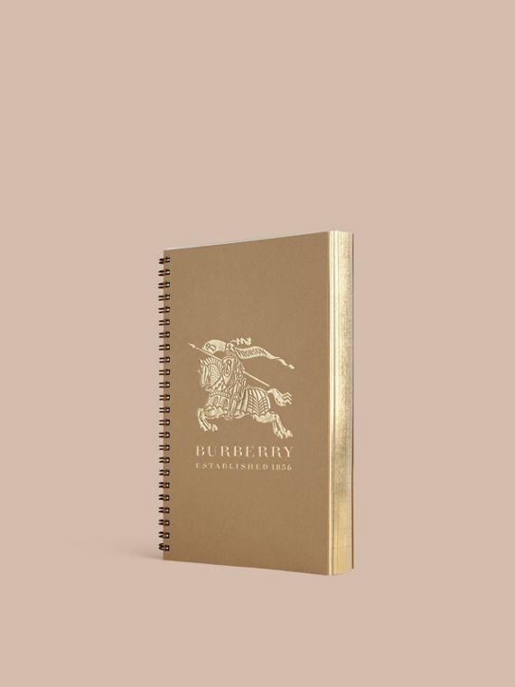 A5 Notebook Refill | Burberry Singapore