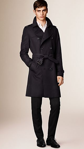 The Kensington - Trench coat Heritage lungo