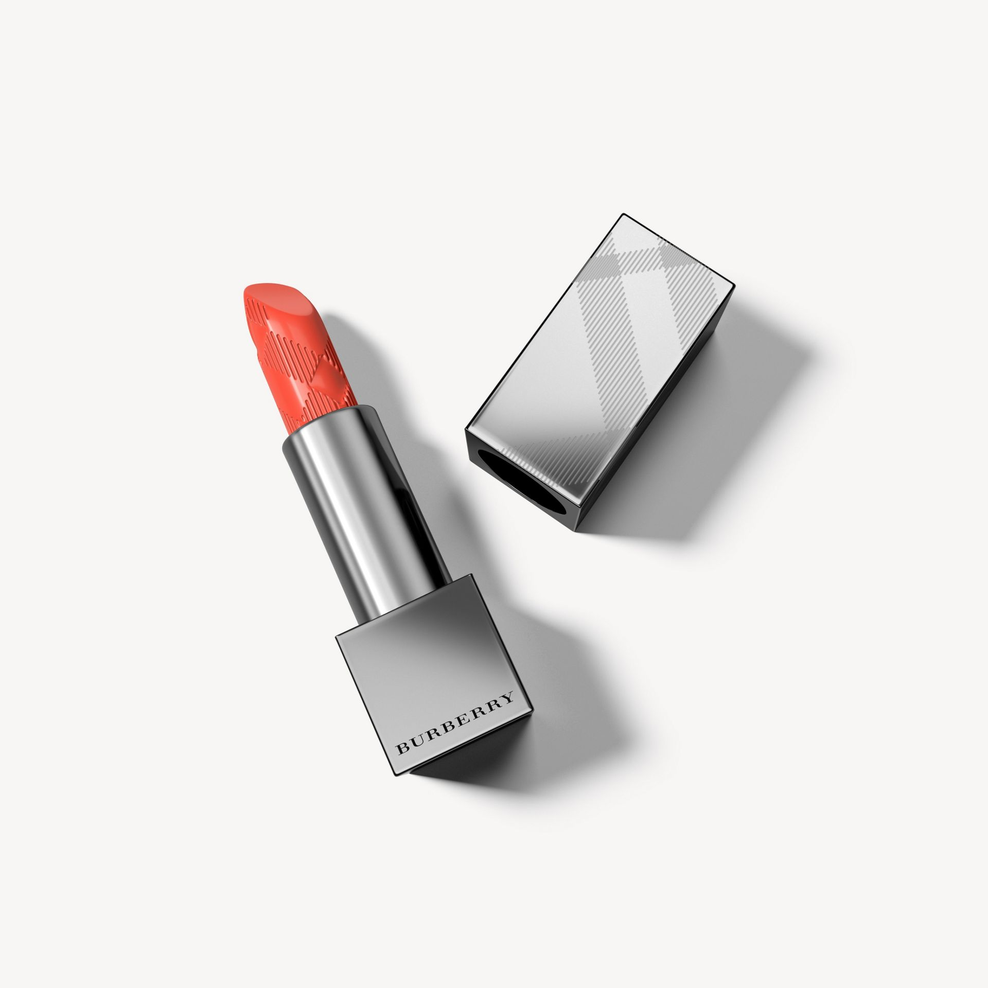 Bright coral 73 Burberry Kisses – Bright Coral No.73 - gallery image 1