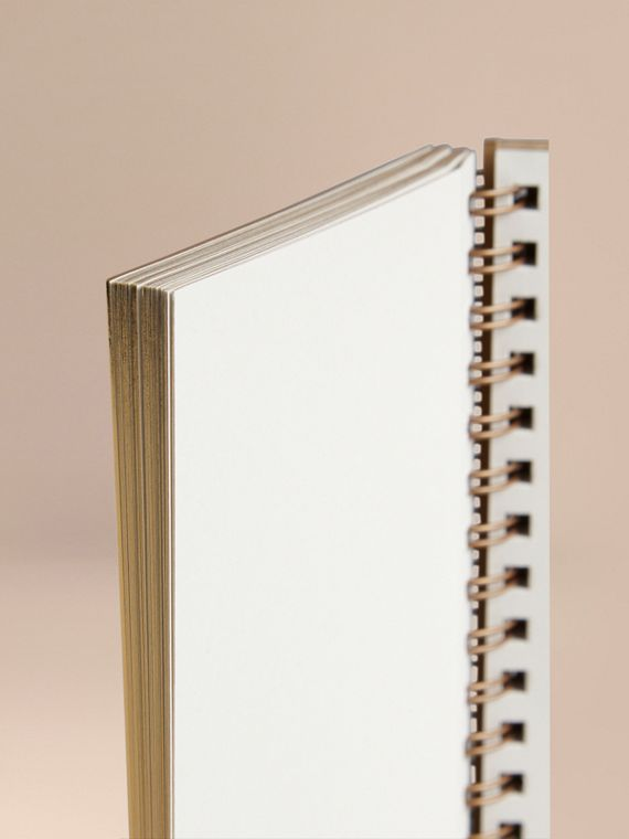 Mini Notebook Refill | Burberry - cell image 3