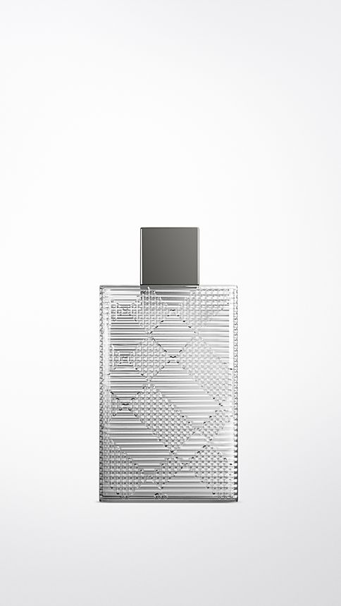 Clear Burberry Brit Rhythm Shower Gel 150ml - Image 1