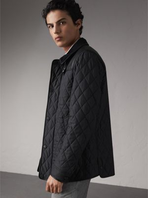 Quilted Jackets & Puffer Jackets for Men | Burberry United Kingdom
