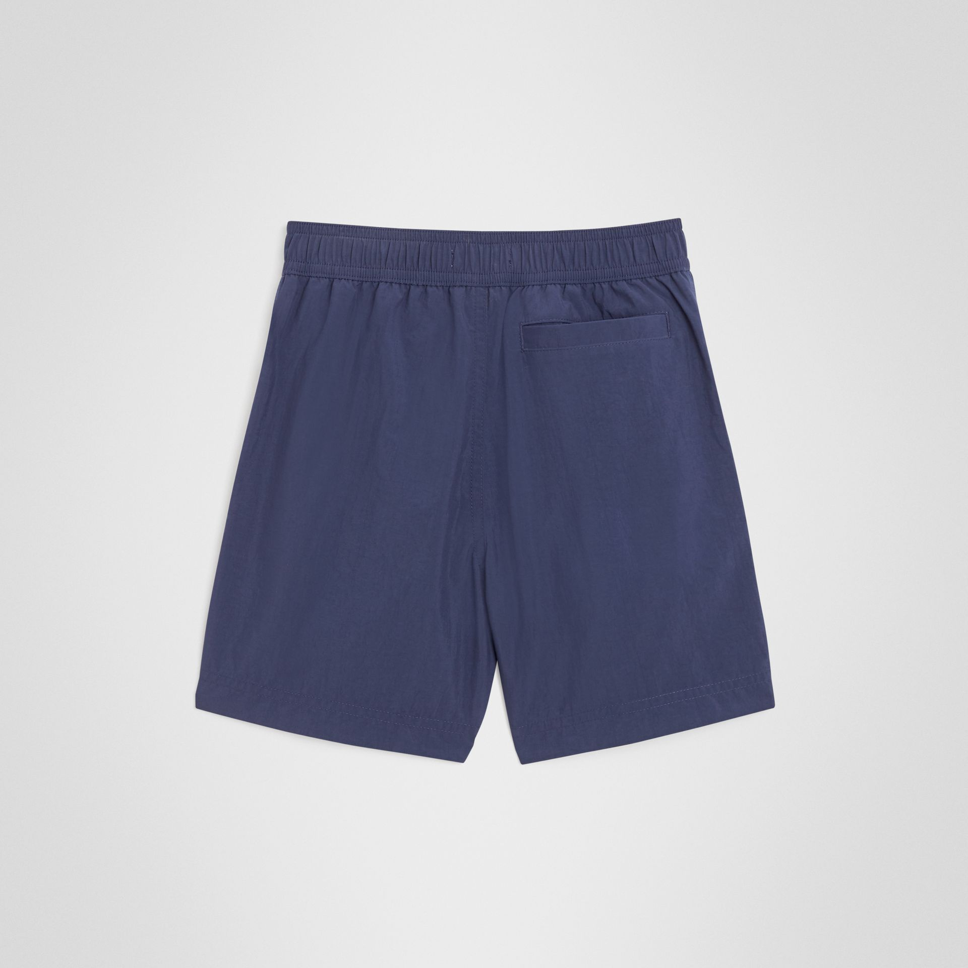 Drawcord Swim Shorts in Indigo | Burberry United Kingdom - gallery image 3