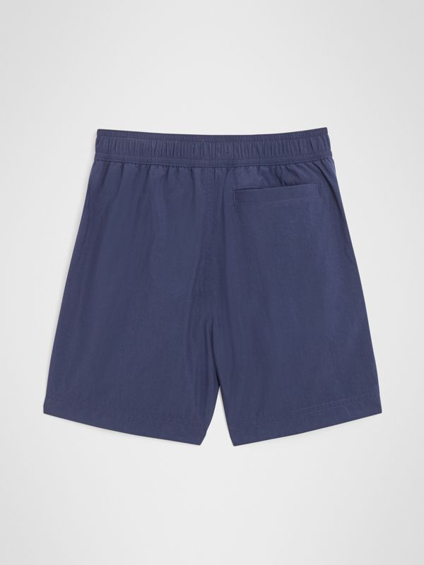 Drawcord Swim Shorts in Indigo | Burberry United Kingdom - cell image 3