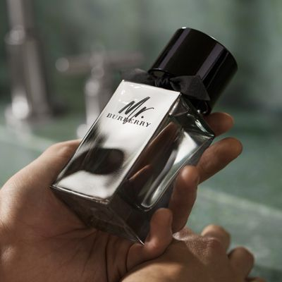 Burberry - Eau de Toilette Mr. Burberry 100 ml - 2
