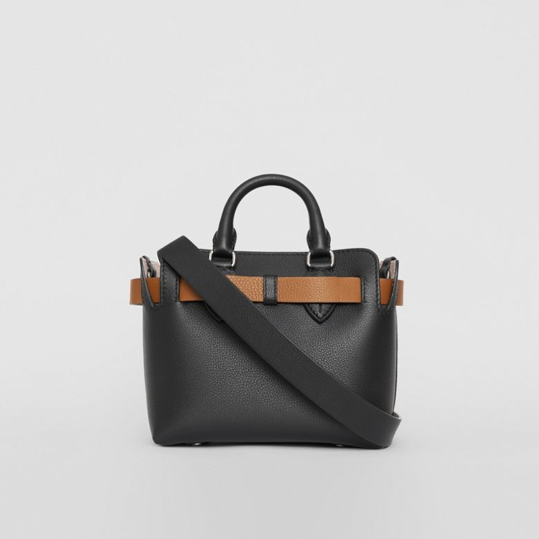 Burberry - Mini sac TheBelt en cuir - 5