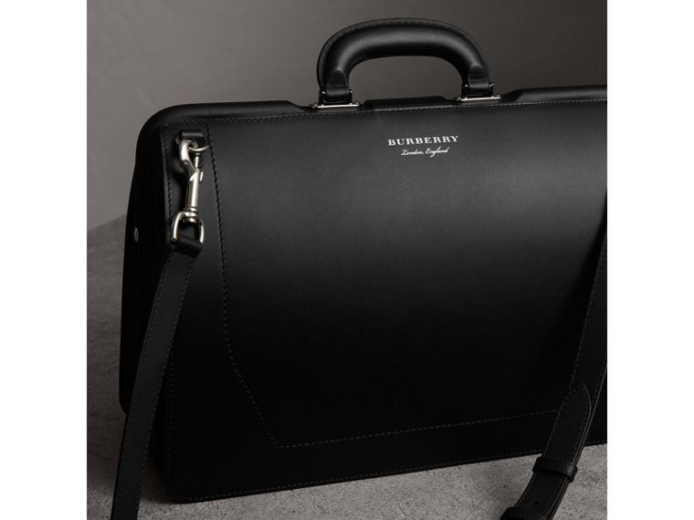 The DK88 Doctor's Bag in Black - Men | Burberry Canada - cell image 4