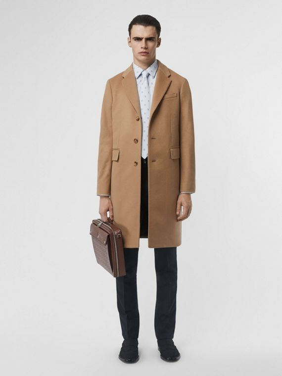 comfortable feel los angeles thoughts on Men's Coats | Pea, Duffle & Top Coats | Burberry United States