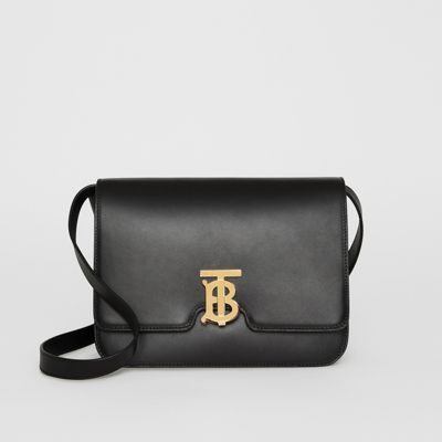 c4827ed8c901 Medium leather bag in black women burberry united states gallery image jpg  1920x1920 Burberry bags with