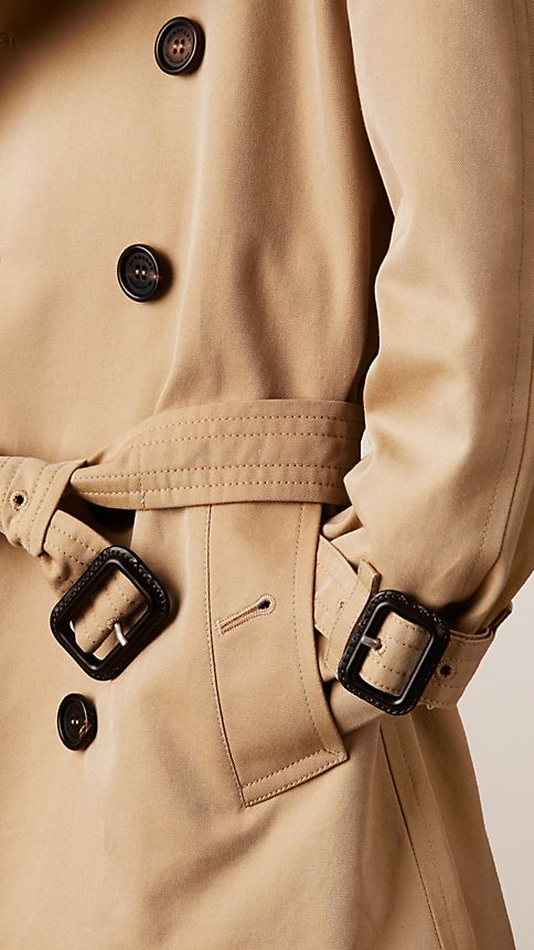 Honey The Wiltshire - Heritage Trench Coat - Image 4