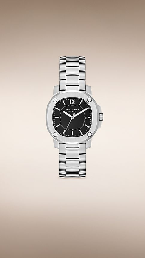 Steel The Britain BBY1602 38mm Automatic - Image 1