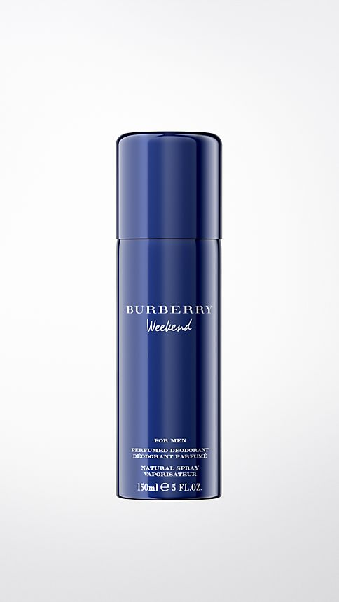 Blue Burberry Weekend For Men  Deodorant Natural Spray 150ml - Image 1