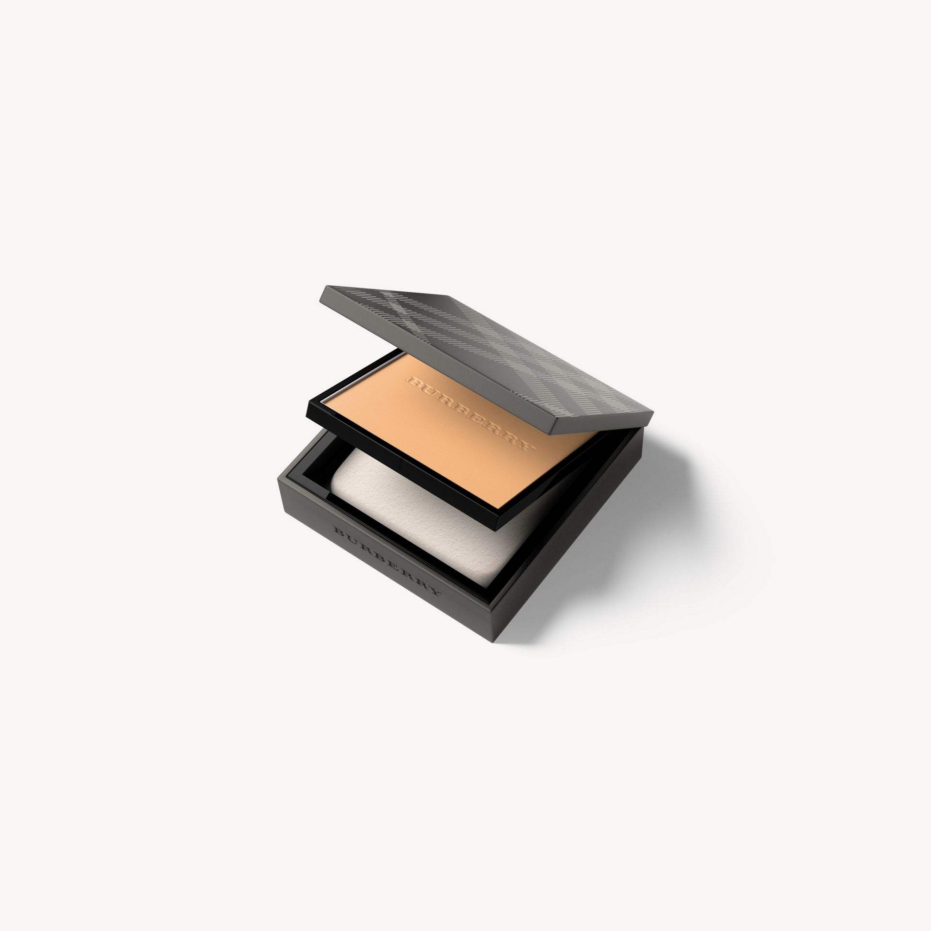Burberry Cashmere Compact – Ochre No.20 - Women | Burberry United Kingdom - gallery image 0