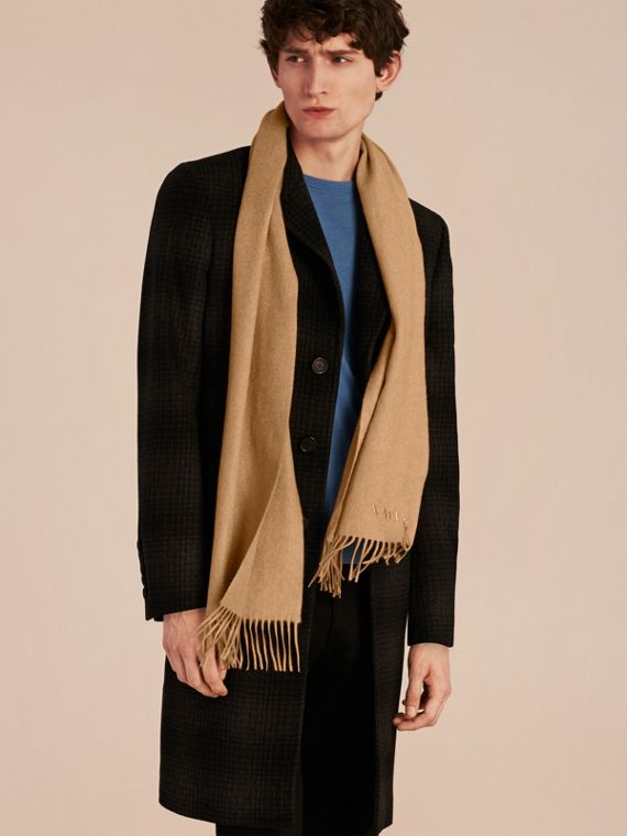 Camel The Classic Cashmere Scarf Camel - cell image 3