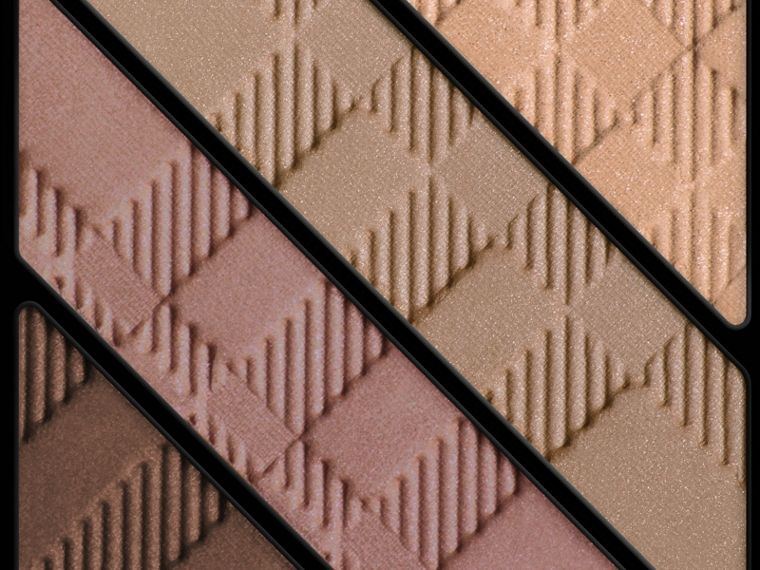 Палетка теней Complete Eye Palette, Pale Pink Taupe № 07 (№ 07) - Для женщин | Burberry - cell image 1