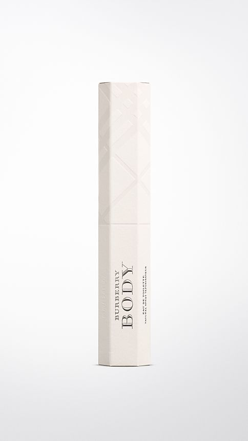85ml Burberry Body Eau de Toilette 85ml - Image 2