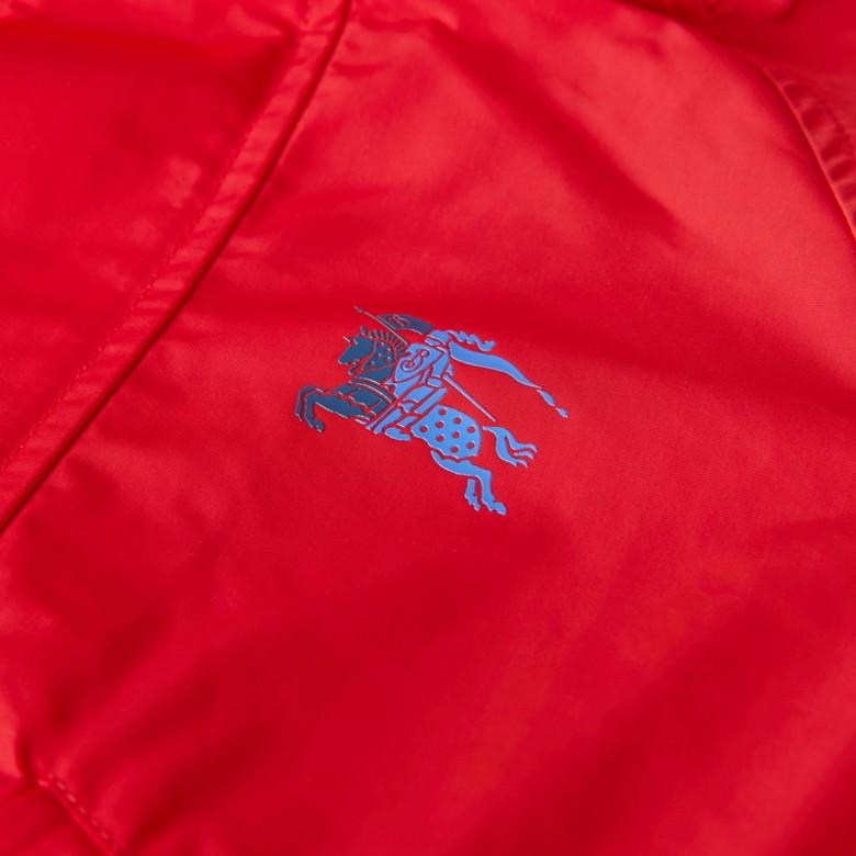 Burberry - Jacke aus Taft mit Memory-Effekt und packbarer Kapuze - 2