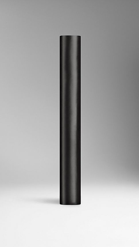 Black Medium Sartorial Leather Notebook - Image 2