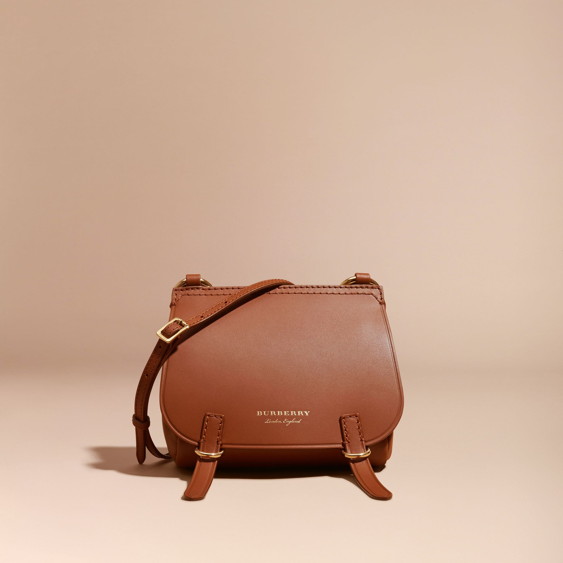 The Baby Bridle Bag in Leather Tan - gallery image 8