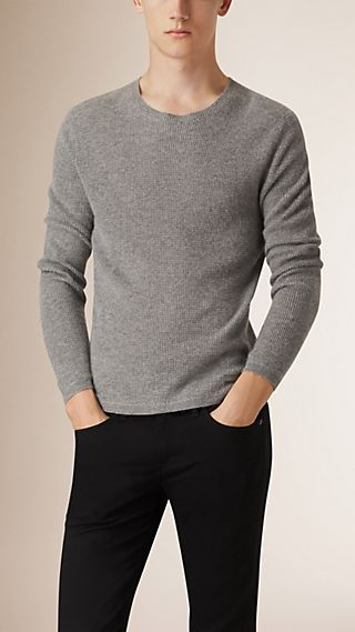 Lightweight Cashmere Cotton Sweater