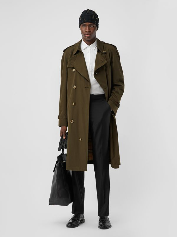 The Westminster - Trench coat Heritage (Cáqui Militar Escuro) - Homens | Burberry - cell image 2