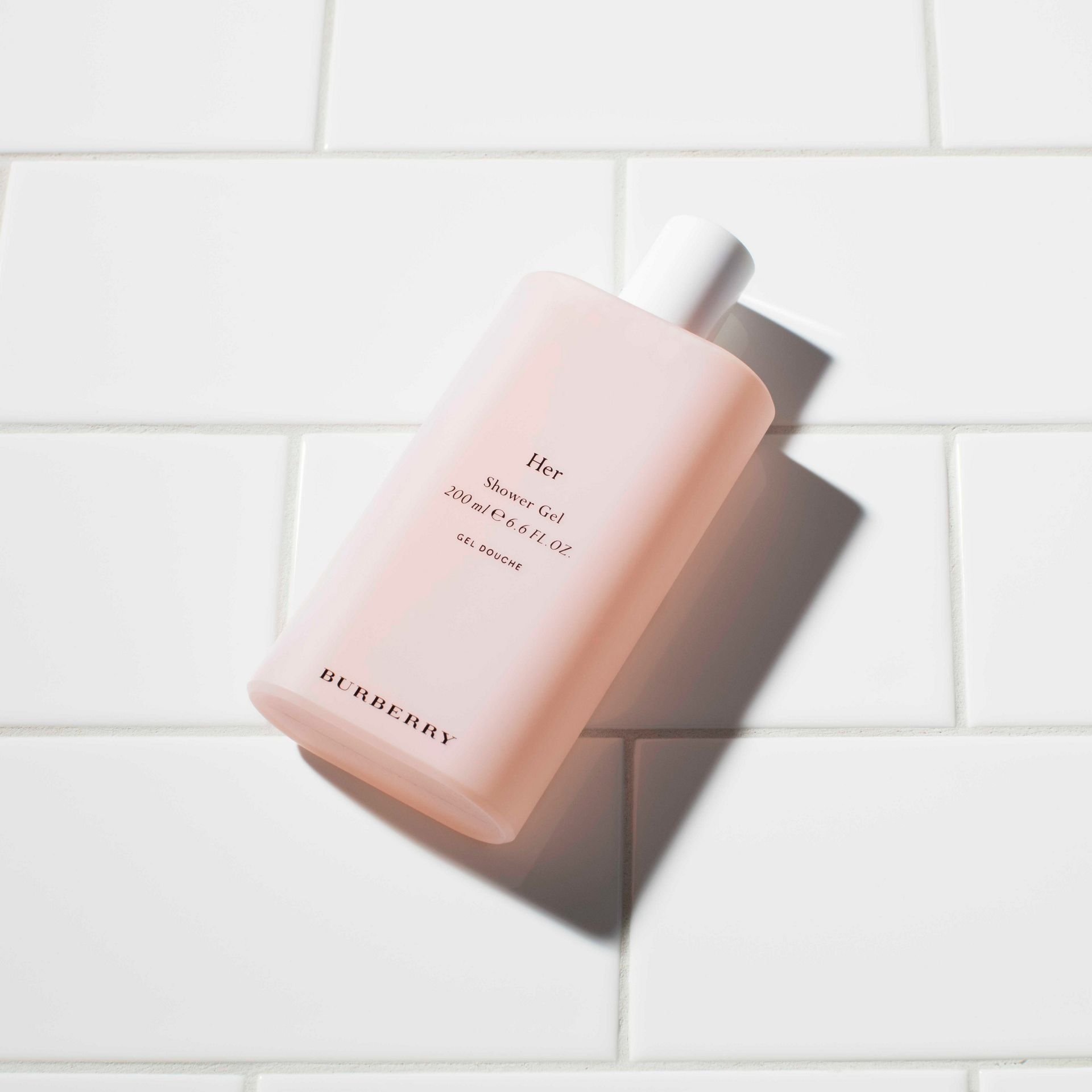 Her Shower Gel 200ml - Women | Burberry - gallery image 3