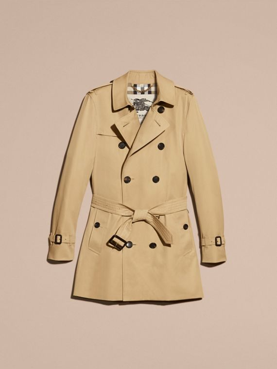 Miele The Sandringham - Trench coat Heritage medio Miele - cell image 3